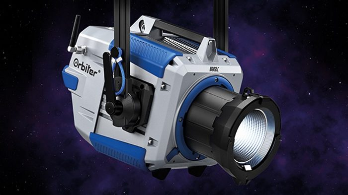 ARRI Orbiter – packed with features
