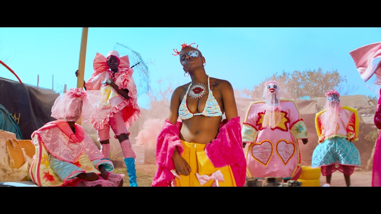 Director Kyle Lewis brings Toya DeLazy's 'Afro Rave' to life