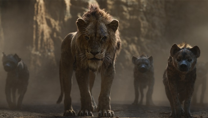 Rob Legato uses Blackmagic Design to create virtual production for <em>The Lion King</em>