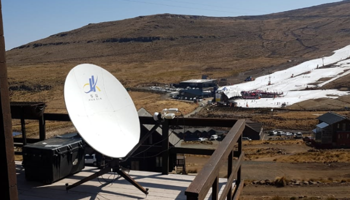 Jacaranda FM and Kaya FM employ Telemedia's VSAT offering for live outside broadcasts