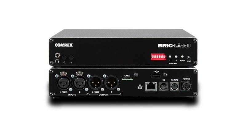 Comrex IP Connectivity Solutions