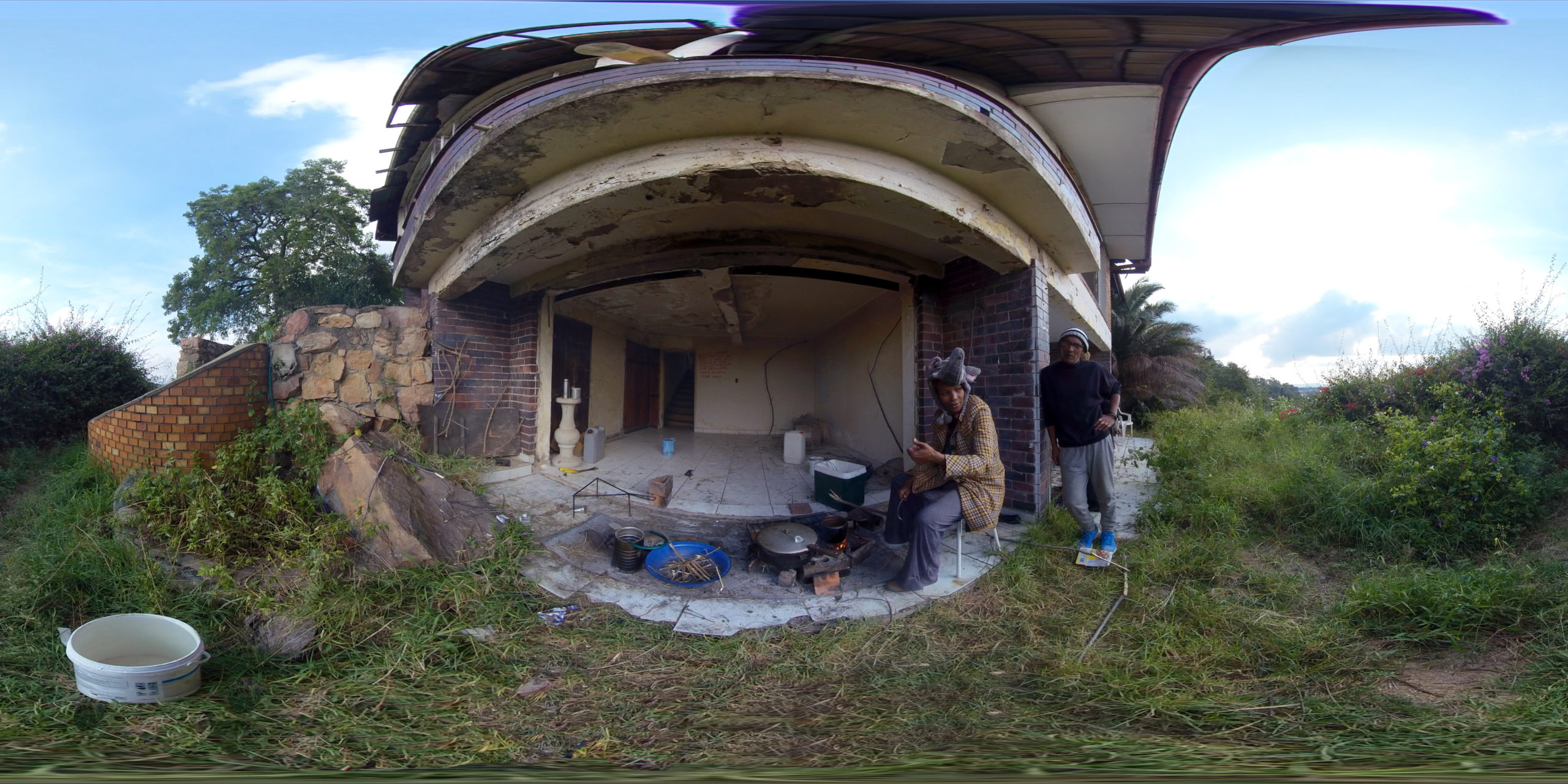 Inside the making of virtual reality film, <em>Azibuye – The Occupation</em>