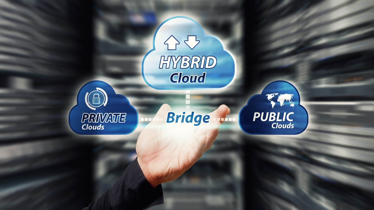 How to maximise business objectives using hybrid cloud architecture